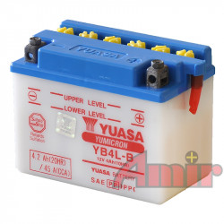 Akumulator Yuasa YB4L-B -...