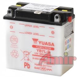 Akumulator Yuasa YB7L-B -...
