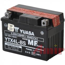 Akumulator Yuasa YTX4L-BS -...