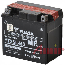 Akumulator Yuasa YTX5L-BS -...