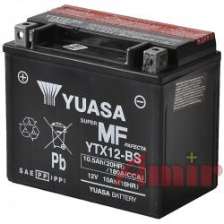 Akumulator Yuasa YTX12-BS -...