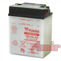 Akumulator Yuasa YB14A-A2 -...