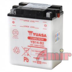 Akumulator Yuasa YB14-B2 -...
