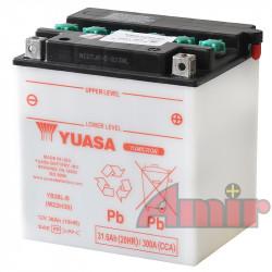 Akumulator Yuasa YB30L-B - 12V 30Ah 300A