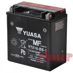 Akumulator Yuasa YTX16-BS-1 - 12V 14Ah 230A