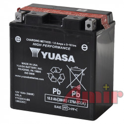 Akumulator Yuasa YTX20CH-BS...