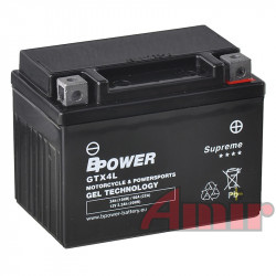 Akumulator BPower GTX4L -...