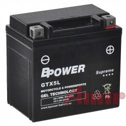 Akumulator BPower GTX5L -...