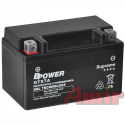 Akumulator BPower GTX7A -...