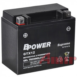 Akumulator BPower GTX12 -...