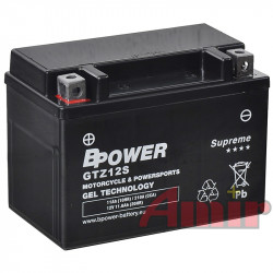 Akumulator BPower GTZ12S -...