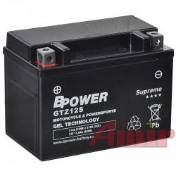 Akumulator BPower GTZ12S...