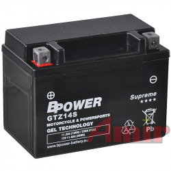 Akumulator BPower GTZ14S...