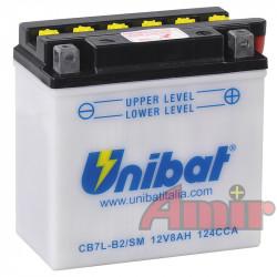Akumulator Unibat CB7L-B2 -...
