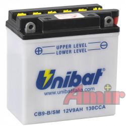 Akumulator Unibat CB9-B -...
