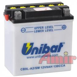 Akumulator Unibat CB9L-A2 -...