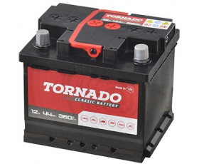 Akumulatory Tornado do samochodów | Amir Akumulatory
