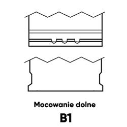 mocowanie dolne b1