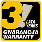CA386 3 letnia gwarancja na akumulatory centra futura